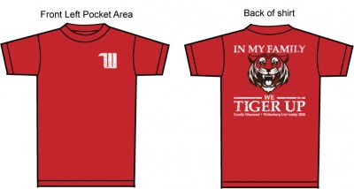 Family Weekend18 T-shirt
