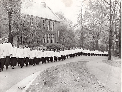 Wittenberg Choir Date Unknown