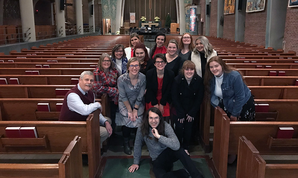 Weaver Chapel Staff 2019
