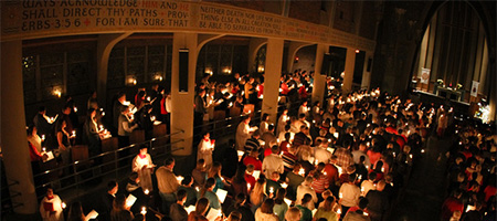 Lessons and Carols for Advent and Christmas