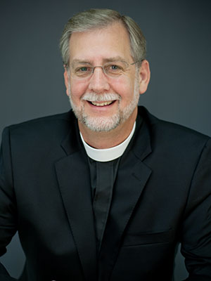 The Rev. Dr. William O. Gafkjen, Bishop of the Indiana-Kentucky Synod of the Evangelical Lutheran Church in America