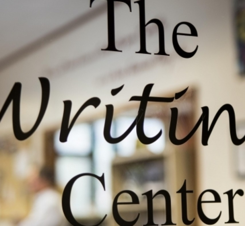 The Writing Center Logo