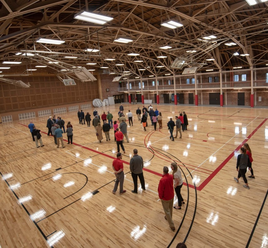 Health, Wellness and Athletics (HWA) Facilities