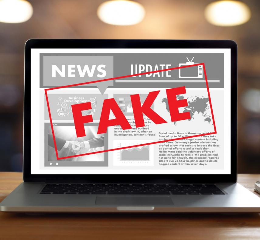 What Is Fake News? | Wittenberg University