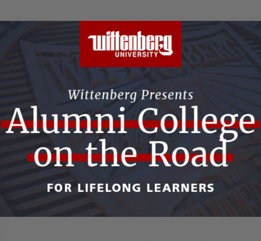 Alumni College on the Road