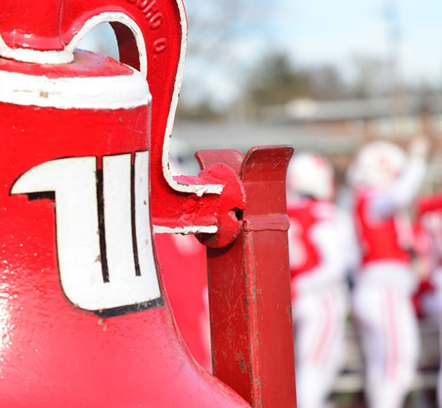 Wittenberg University Victory Bell