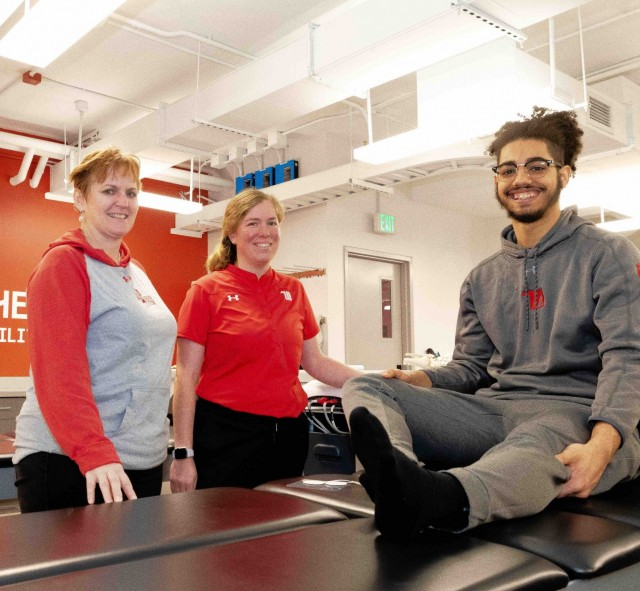 Athletic Training Partnership