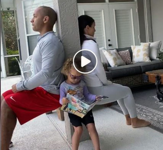 McDonald Family Fitness Video