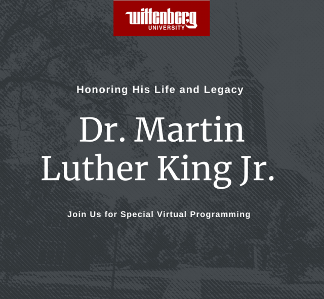 MLK Jr. Week