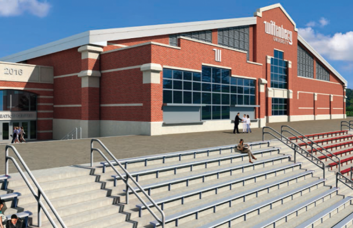 Health, Wellness and Athletics Center