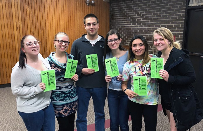 Green Dot Student Participants