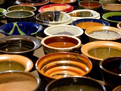 Wittenberg University Empty Bowls