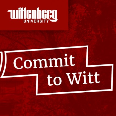 Commit To Witt Graphic