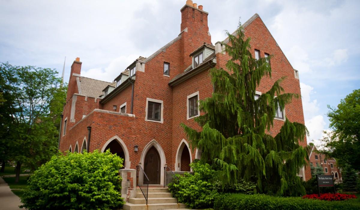 Bayley Alumni House