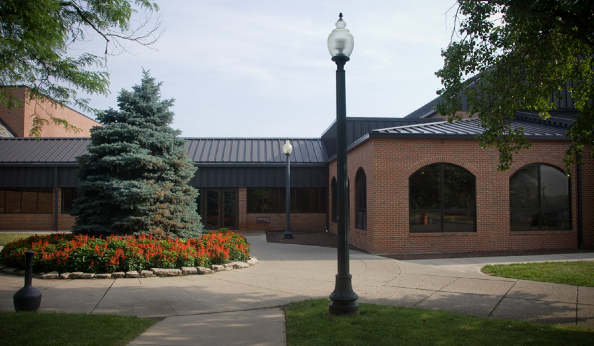 Wittenberg University's Health, Physical Education, and Recreation Center