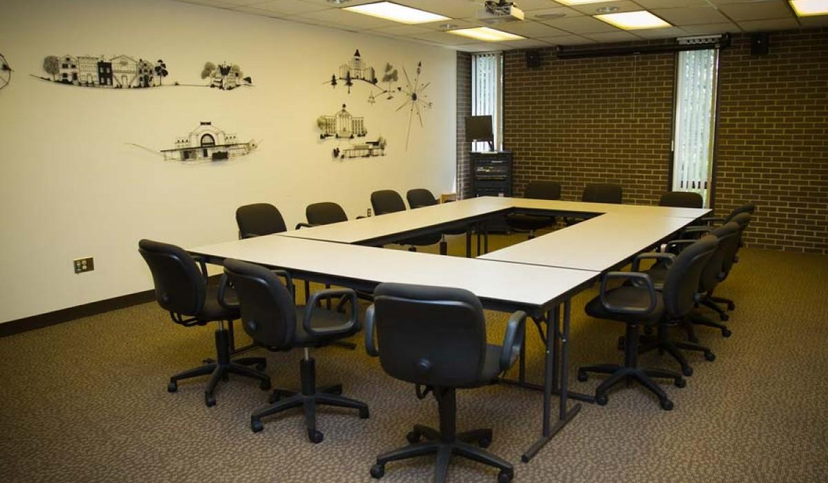 Shouvlin Center conference room