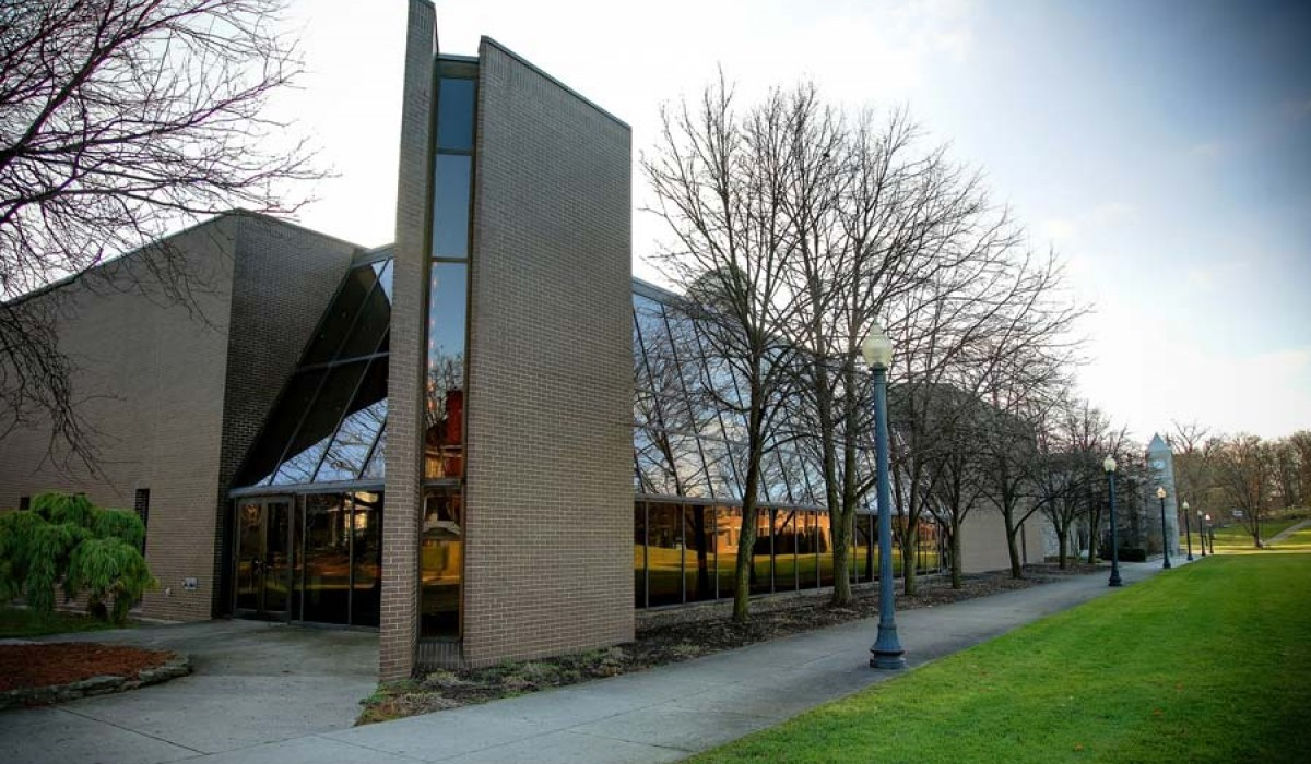 Shouvlin Center exterior