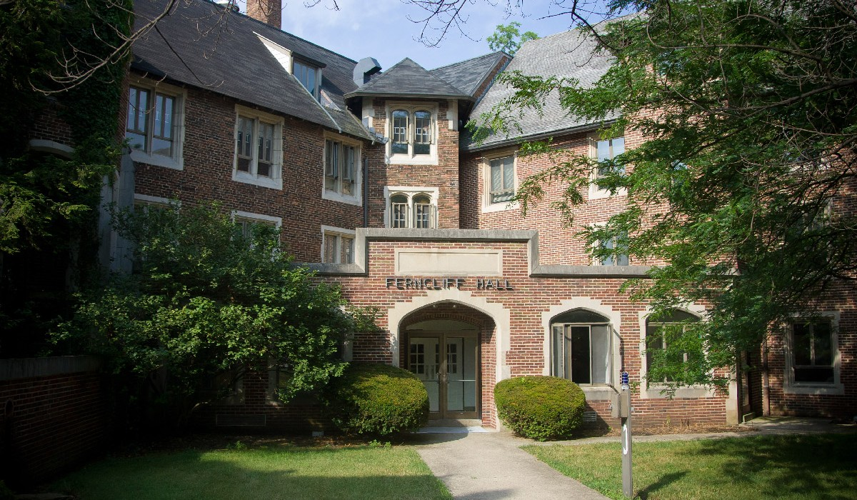 Ferncliff Hall exterior