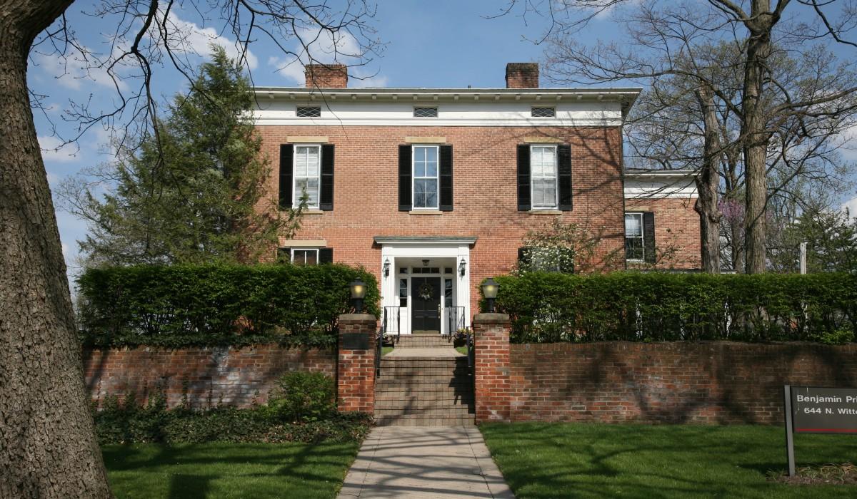 Benjamin Prince House