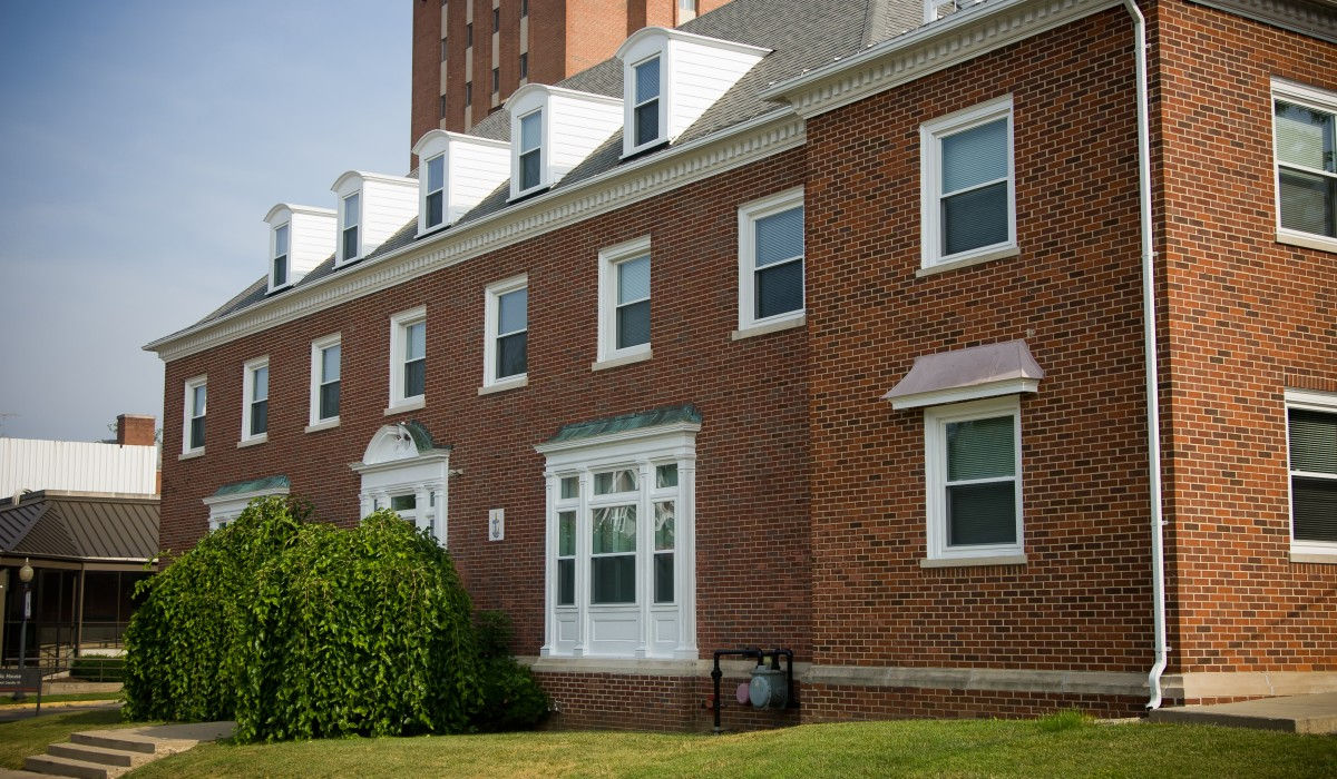 Polis House exterior 2