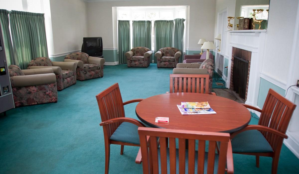 Polis House lounge