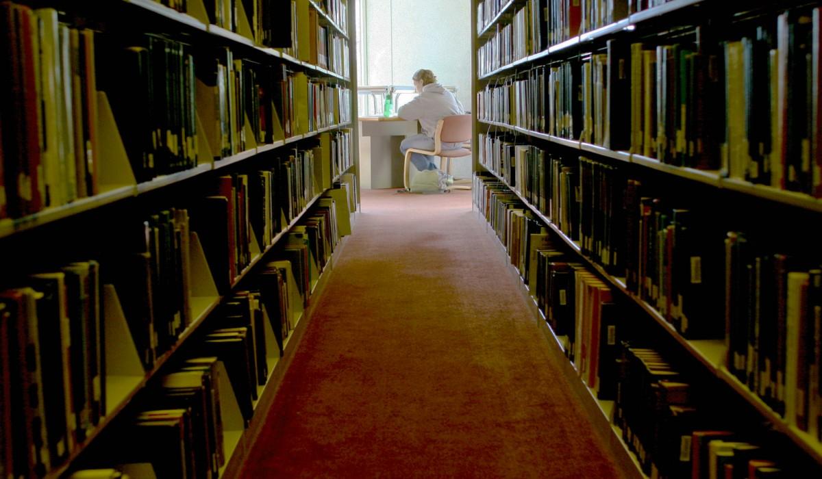 Thomas Library Stacks