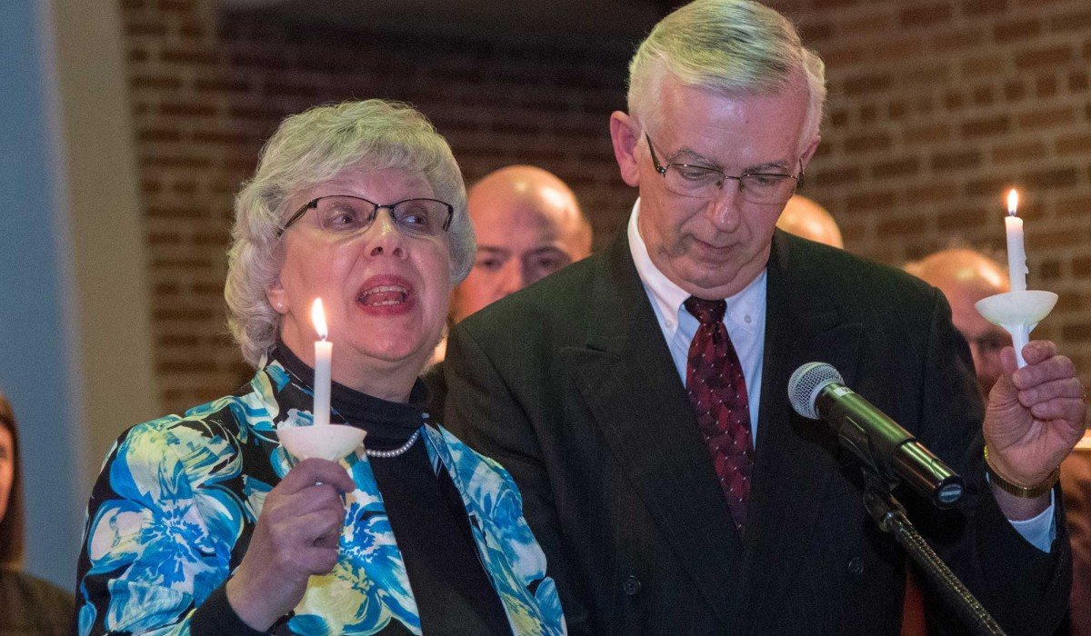 The Rev. Christy Dowdy and The Rev. Dale Dowdy