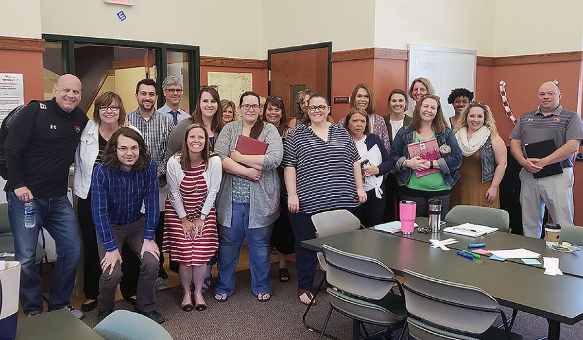 Green Dot Faculty/Staff Participants