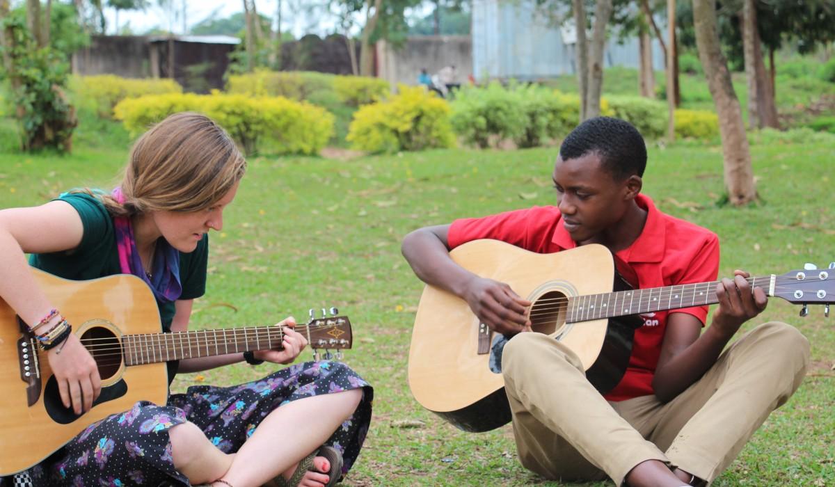 Rwanda School Project
