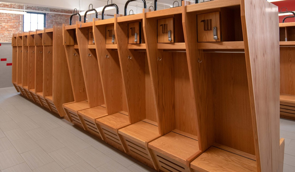New Lockers