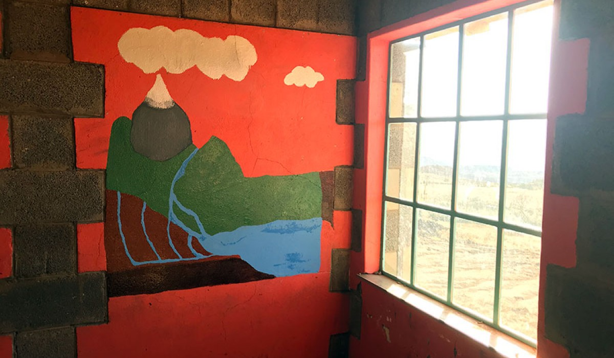 The water cycle in the grade six classroom