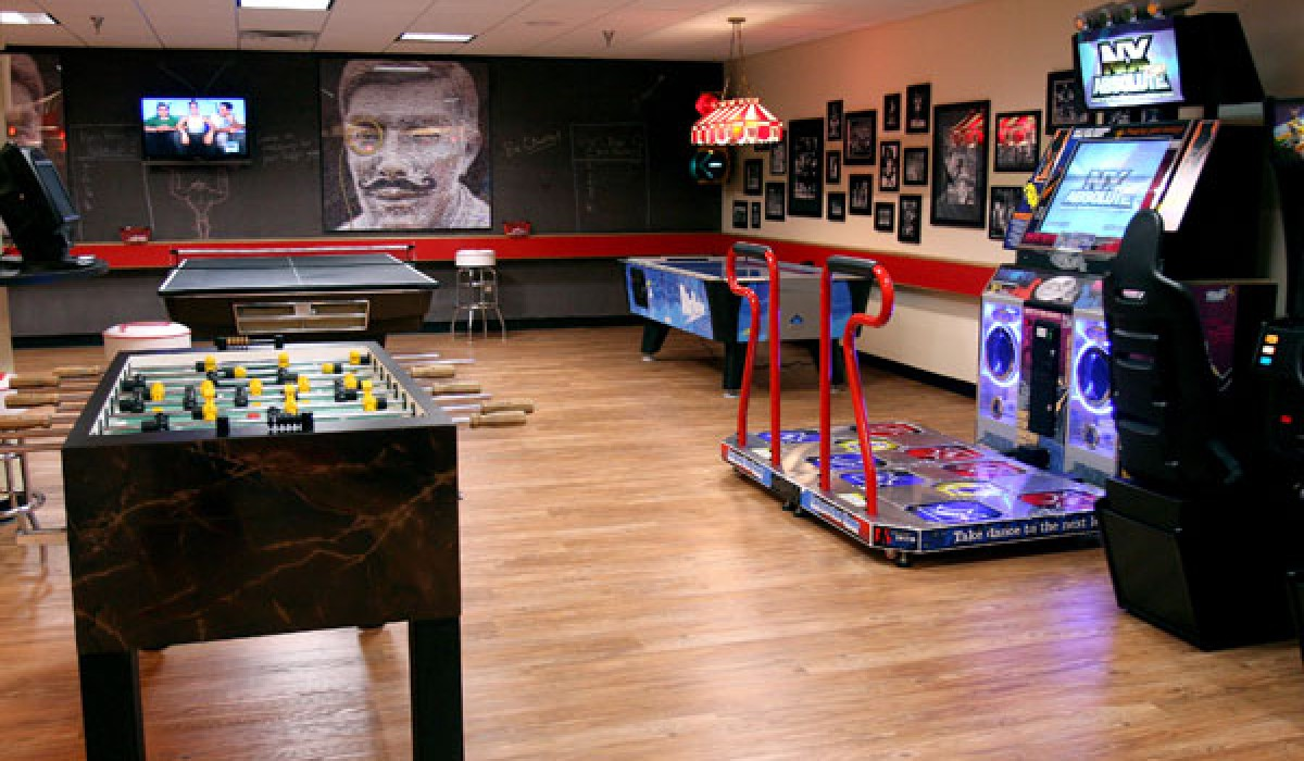 Doppelgangers Game Room