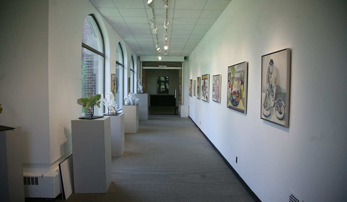 Ann Miller Gallery in Koch Hall
