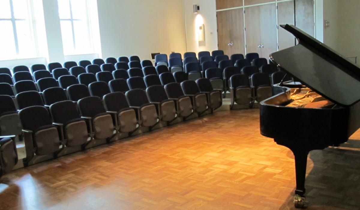 Krieg Recital Hall