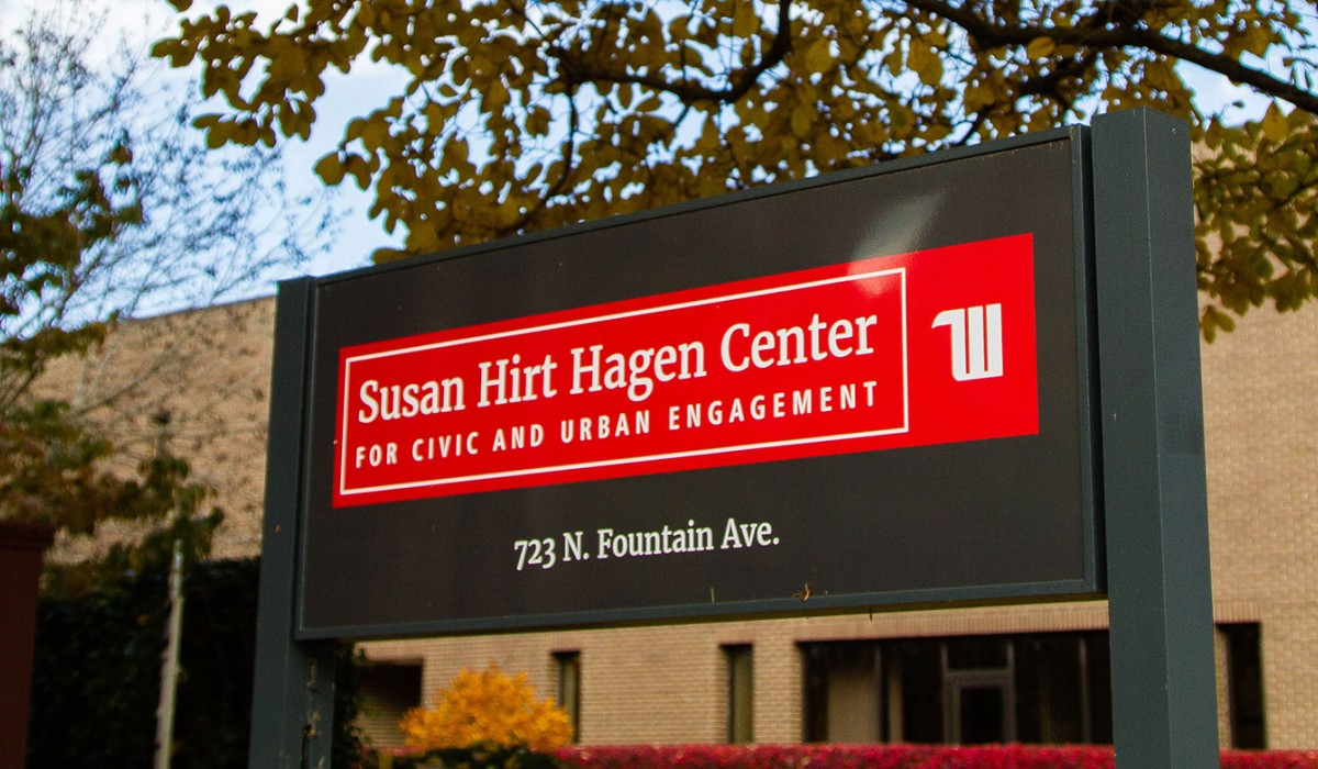Wittenberg University Hagen Center for Civic and Urban Engagement