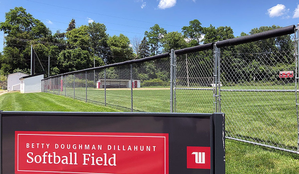 Wittenberg University Softball Field