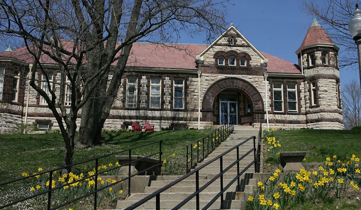 Zimmerman Hall