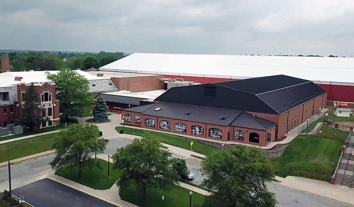Wittenberg University's Health, Wellness & Athletics Complex