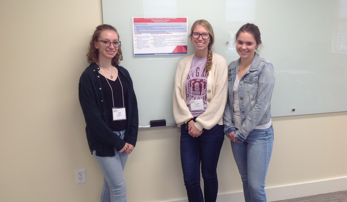5th Annual Naylor Workshop for Undergraduate Research in Writing Studies