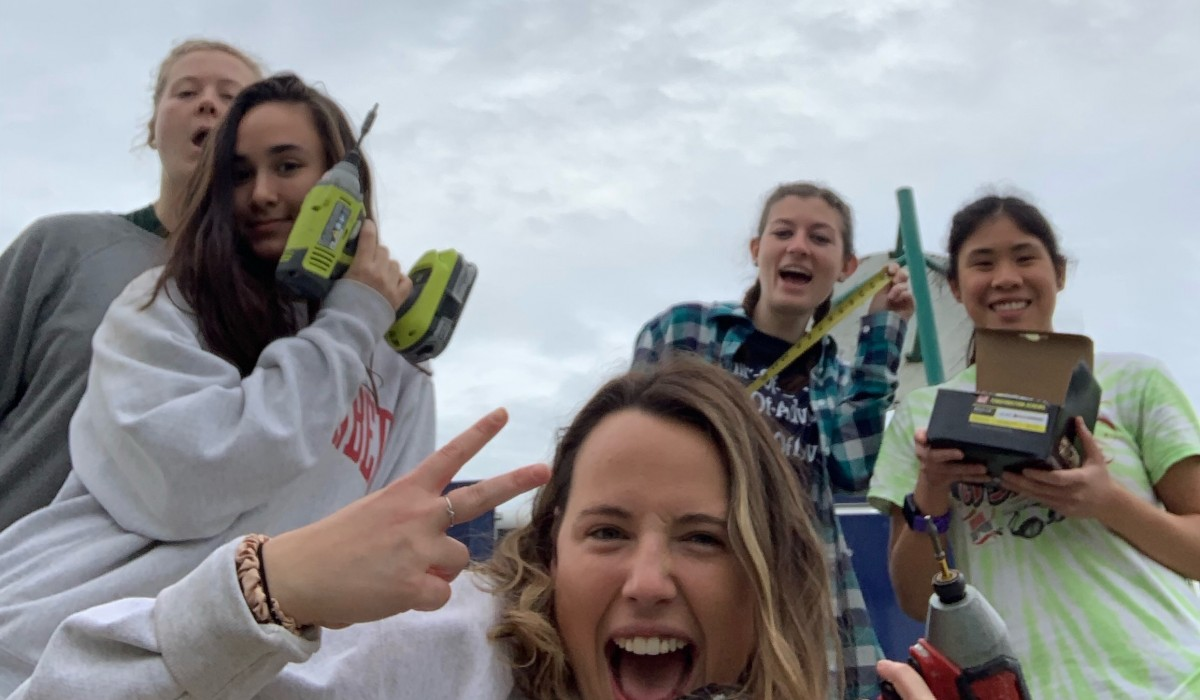 Service Immersion Trip to Panama City, Florida