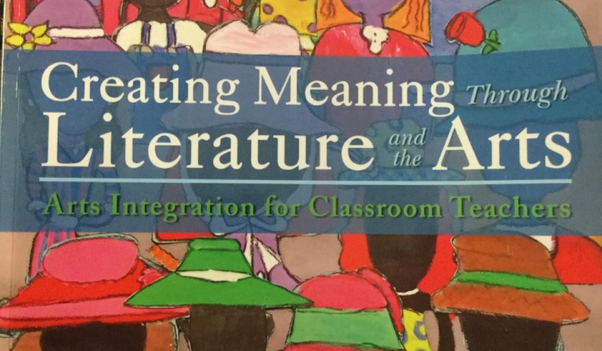 Cornett's popular education textbook on arts integration