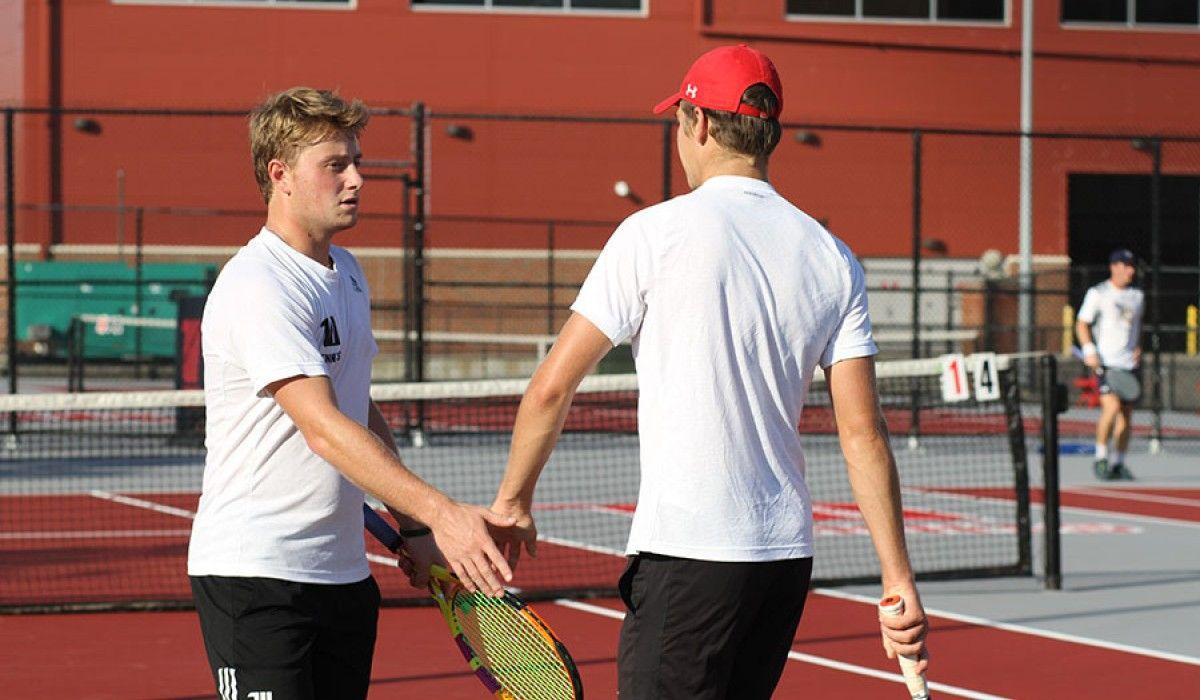 Wittenberg Men's Tennis Players